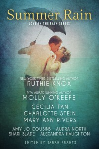 SUMMER RAIN Charity Romance Anthology, Benefiting RAINN.org