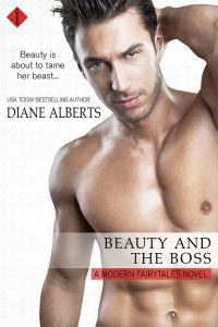 Cover Reveal: BEAUTY AND THE BOSS by Diane Alberts