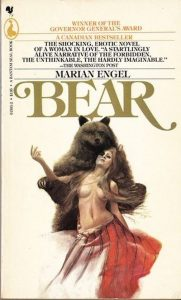 3-Star Review: BEAR by Marian Engel