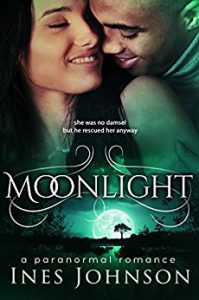 4-Star Review: MOONLIGHT by Ines Johnson (Moonkind #2)