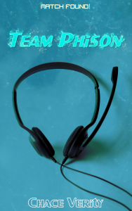 4.75-Star Review: TEAM PHISON, by Chace Verity